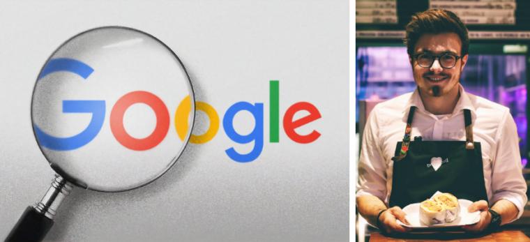 Webdesign, das auf lokale Suche in Google ausgerichtet ist