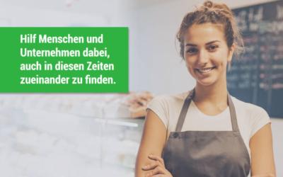 """Neues Portal """"wir-haben-geöffnet.de"""": Machen Sie Kunden auf Ihr Unternehmen aufmerksam!"""
